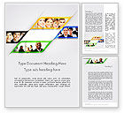 People: Successful Team Word Template #11812