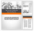 Business Concepts: Dringendes geschäft Word Vorlage #11813