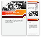 People: Business Leaders Word Template #11963