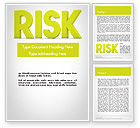 Consulting: Word RISK Word Template #11964