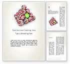 Business Concepts: Overcome Objections Word Template #11968