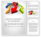 Business Concepts: Alternative Ways Word Template #11969