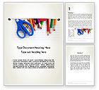 Education & Training: 家庭教学Word模板 #12039