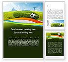 Flags/International: Modelo do Word - destino brasil #12173