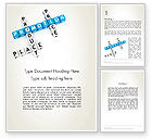 Careers/Industry: Promotion Strategy Word Template #12198