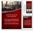 Nature & Environment: Effects of Forest Fire Word Template #12271