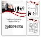 Careers/Industry: Personal Development Word Template #12327
