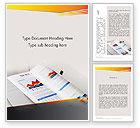 Careers/Industry: Color Copies Word Template #12329