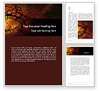 Religious/Spiritual: Crown of Thorns on Grunge Word Template #12374