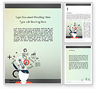 Business Concepts: Idea Generating Concept Word Template #12379