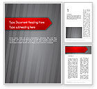 Business Concepts: Keep Move On Word Template #12385