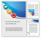 Education & Training: Education and Self Improvement Word Template #12387
