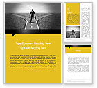 Business Concepts: Will Word Template #12399