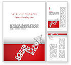 Business Concepts: Werk Oplossing Concept Word Template #12430