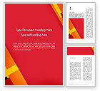 Abstract/Textures: Variations of Red Word Template #12458