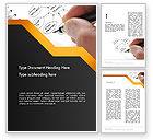 Careers/Industry: Increase Website Traffic Word Template #12488
