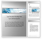 Financial/Accounting: Market Results Calendar Word Template #12564