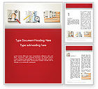 Careers/Industry: Packaging and Delivering Word Template #12570