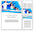 People: People Painting Word Template #12589