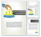 Careers/Industry: HR Management Word Template #12602