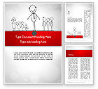 Consulting: Family Work Balance Word Template #12609