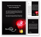 Business Concepts: Bad Idea Word Template #12639