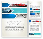 Careers/Industry: Car Design Industry Word Template #12650