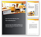 Education & Training: Methodology in Education Word Template #12660