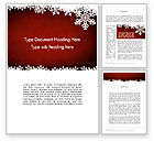 Holiday/Special Occasion: Expressieve Nieuwe Jaarthema Word Template #12710