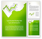 Business Concepts: Data Analysis Concept Word Template #12731