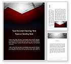 Financial/Accounting: Finance Market Word Template #12750