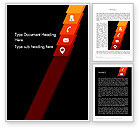 Business Concepts: Company Contacts Word Template #12785