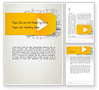 Business Concepts: Get Your Business Idea Moving Word Template #12787