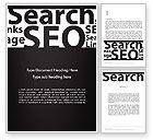 Careers/Industry: SEO Word Cloud Word Template #12802