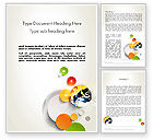 Art & Entertainment: Trends of Music Word Template #12856