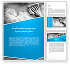 Nature & Environment: Air Cleaning Concept Word Template #12871
