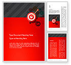 Business Concepts: Marketing Concept Word Template #12884