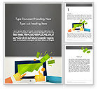 Consulting: Building Profits Word Template #12917