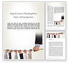 Education & Training: Coaching and Mentoring Concept Word Template #12973