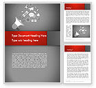 Careers/Industry: Promotion Concept Word Template #13003