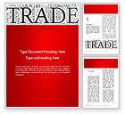 Careers/Industry: Trade Word Cloud Word Teemplate #13026