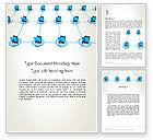 Technology, Science & Computers: 内容分享概念Word模板 #13036