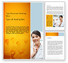 People: Consultancy Theme Word Template #13059