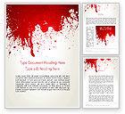 Abstract/Textures: Modèle Word de meurtre #13077