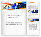 Financial/Accounting: Project Budget Word Template #13084