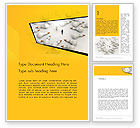 Business Concepts: Finding Idea Word Template #13152