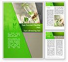 Agriculture and Animals: Modello Word - Piante geneticamente modificate #13282