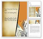 Financial/Accounting: 良好的信用评分Word模板 #13283