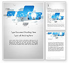 Business Concepts: Ideation Concept Word Template #13301