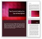Abstract/Textures: 対称抽象的な - Wordテンプレート #13409